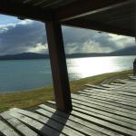 The Singular, Patagonia, view from room 307