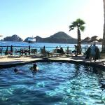 Pool View Overlooking Cabo Arch