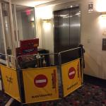 Seems like regular occurrence. Disappointing that this repair of elevator took considerable more