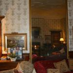 Part of the cosy drawing room
