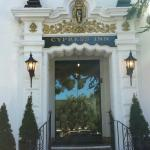 Bautiful architectural entrance welcome you to the grandeur of Cypress Inn.