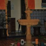 A place in the middle of riad