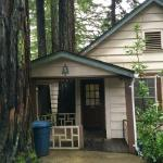 Front of cabin (Cabin #5)