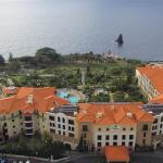 Vila Porto Mare resort with Porto Mare hotel in centre