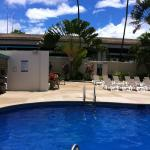 Airport Honolulu Hotel Pool Area
