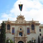 The Prado all dressed up for its 100th birthday