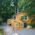 Hidden Spring Pet Friendly Luxury Log Cabin