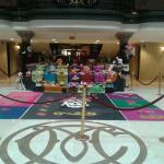 In festive dates the hotel gives you a taste of mexican traditions, this is an Ofrenda de Muerto