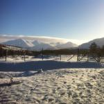 winter in tyndrum