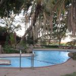 Pool at the Amboseli Safari Lodge
