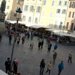 View of Campo De'Fiori