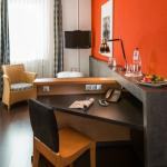 Single room - Hotel Amadeus Hannover