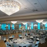 Versailles Ballroom at the Ramada Hotel & Suites