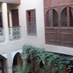Another Entrance view of Riad Zayane