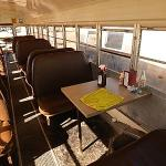 i check and clean dining bus weekly or as needed to keep sanitary and safe