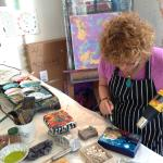 Art Workshops with Andrea Cermanski
