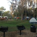 Foto de The Campsites at Disney's Fort Wilderness Resort