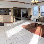 Welcoming Lobby with business center and breakfast area