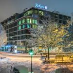 Photo de Radisson Blu Hotel, Lucerne