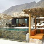 Foto de Six Senses Zighy Bay