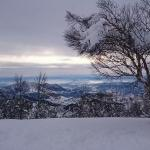 a beautiful day in Nozawa Onsen