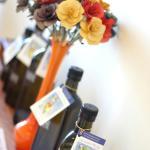 Organic olive oil form our farm