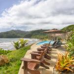 Photo de Pagua Bay House Oceanfront Cabanas