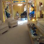 Elvis Music Room in Graceland