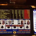 royal flush on Mandalay poker