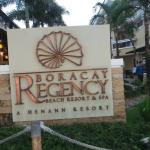 Foto de Boracay Regency Beach Resort & Spa