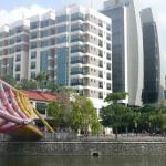 Studio M am Singapore River
