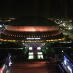 Superdome nearby