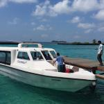 The speed boat that will bring you to paradise