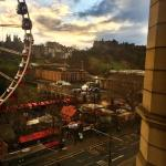 Foto Mercure Edinburgh City - Princes Street Hotel