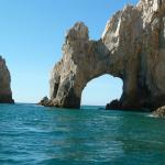 The famous arch