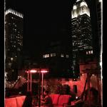 The Rooftop Bar at The Refinery Hotel