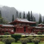 12ing at the Byodo-In Temple