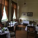 Dining room, emphasis on nyonya cuisines