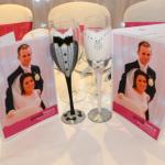 the personalist wedding menu that the glenside provide for every wedding