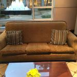 2nd Sagging Sofa in Lobby