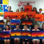 Masterpiece Mixers Paint and Party Studio
