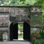 Fort Canning - Fort Gate
