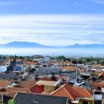 The view over Bandung
