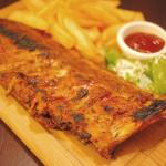 BARBECUE RIBS 500GR