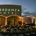 Rooftop Terrace at Verdanza Hotel