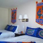 Florida Gators Fan Room