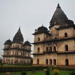 Enjoy the stroll to the nearby cenotaphs!