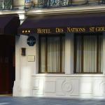 Hotel des Nations St-Germain Foto