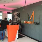 Photo de The MOMENT Hotel