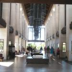 The Cove entry way